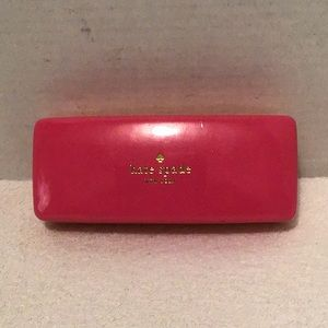 Kate Spade Sunglass Case with Extras